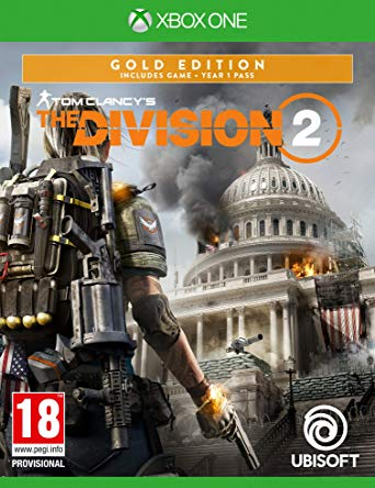 Tom Clancy's The Division 2 Gold  / XBOX ONE / ACCOUNT 2019