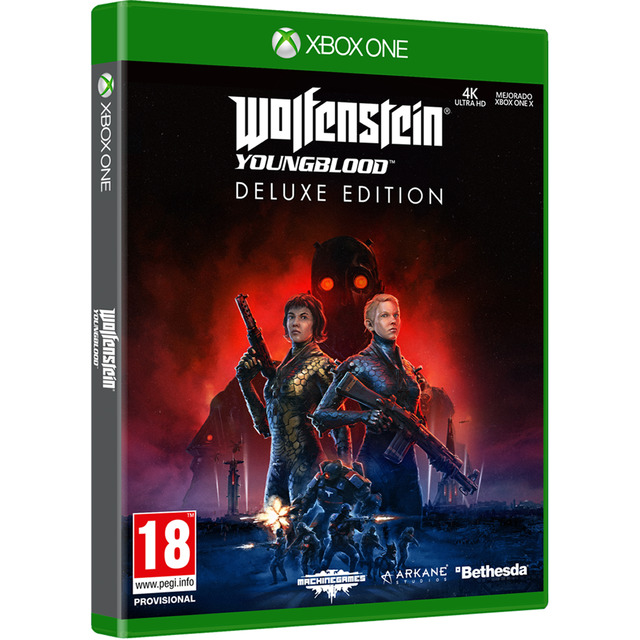 Wolfenstein: Youngblood Deluxe | XBOX ONE | АРЕНДА