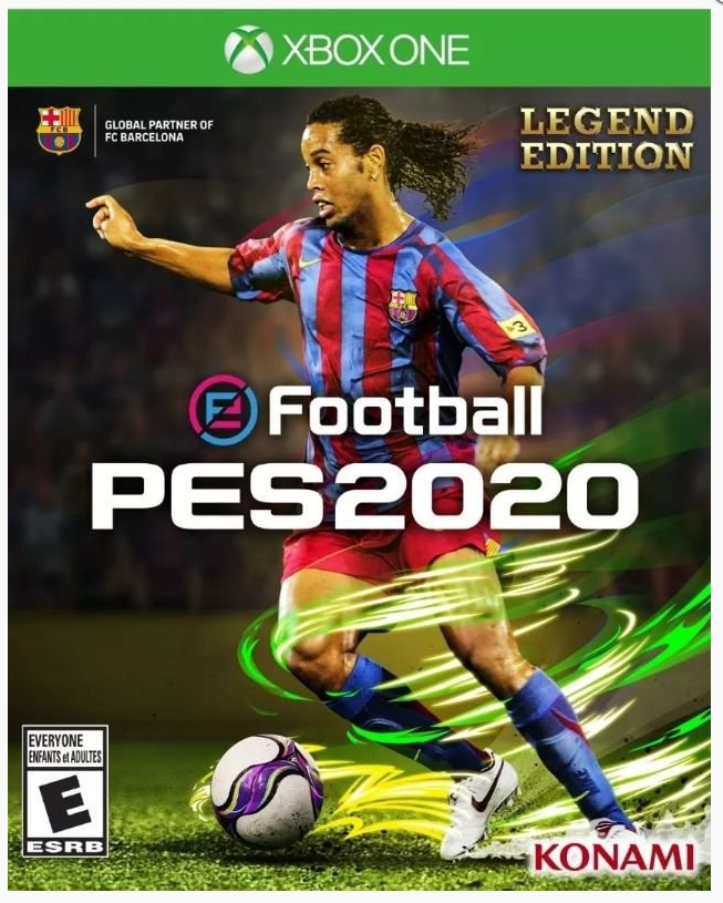 eFootball PES 2020 LEGEND EDITION | XBOX ONE | АРЕНДА