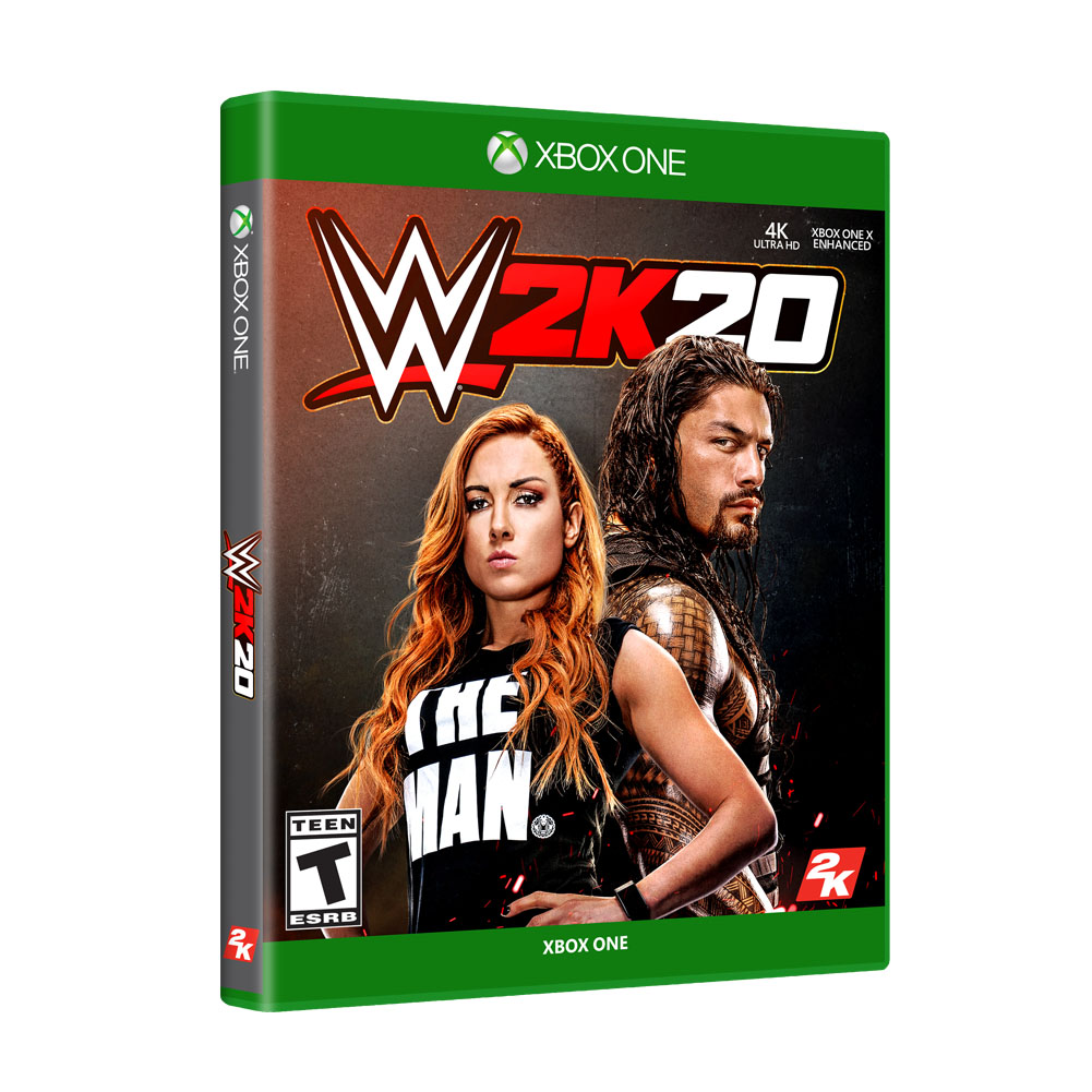 WWE 2K20 / XBOX ONE / ACCOUNT 🏅🏅🏅