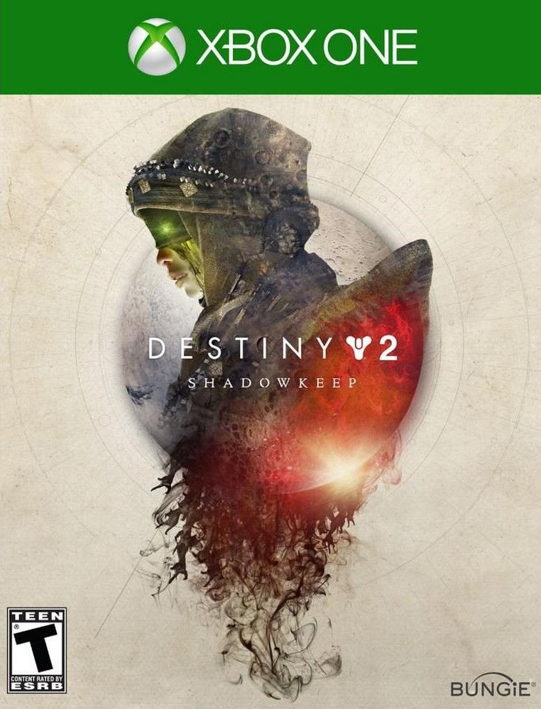 Destiny 2: Resident Shadows / XBOX ONE / WARRANTY 🏅🏅