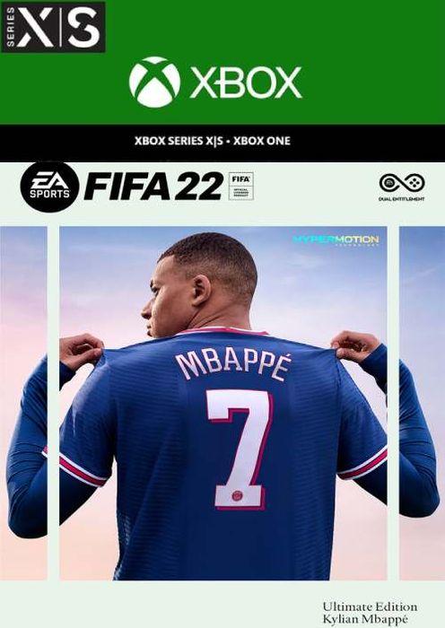 🔑 FIFA 22  Ultimate / XBOX ONE / SERIES X|S / КЛЮЧ 🔑