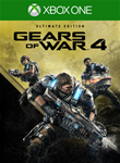 Gears of War 4: Ultimate Edition | XBOX ONE | АРЕНДА