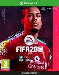FIFA 20 - издание Champions/ XBOX ONE / ЦИФРОВОЙ КЛЮЧ