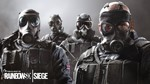 Tom clancy's rainbow six siege + The Division