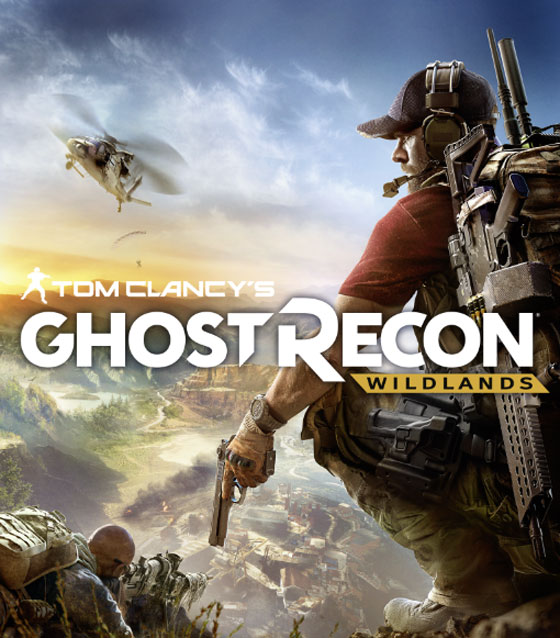 Tom clancy´s ghost recon wildlan + Warranty + Discounts