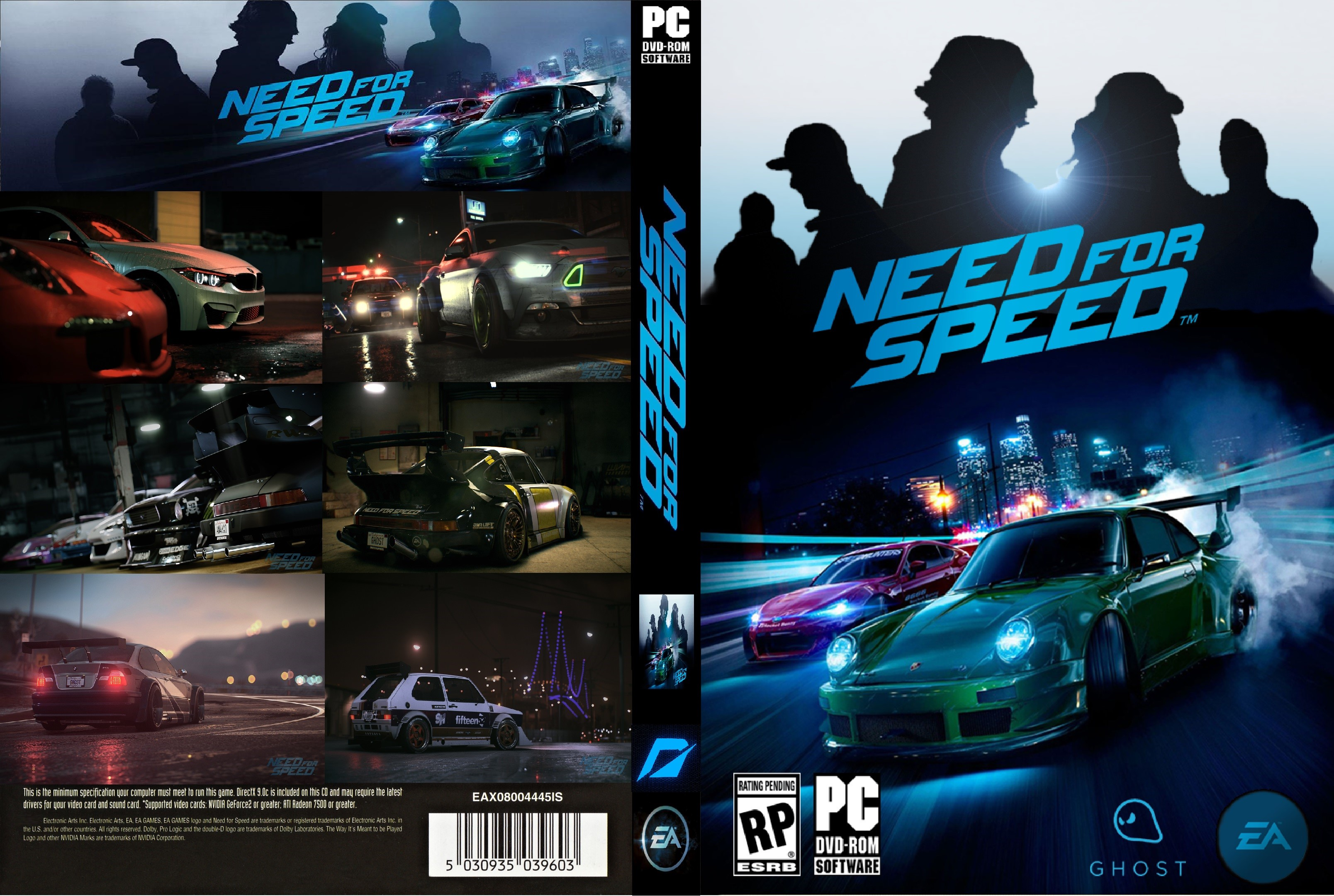 Need For Speed 2016  [Warranty + Gifts]