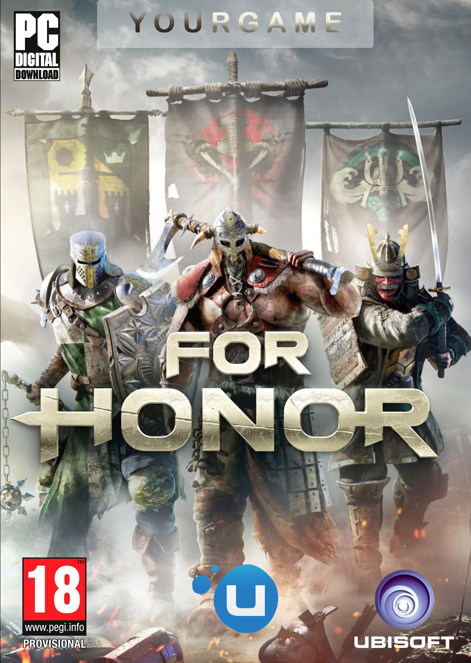 For Honor | Lifetime Warranty [Uplay]