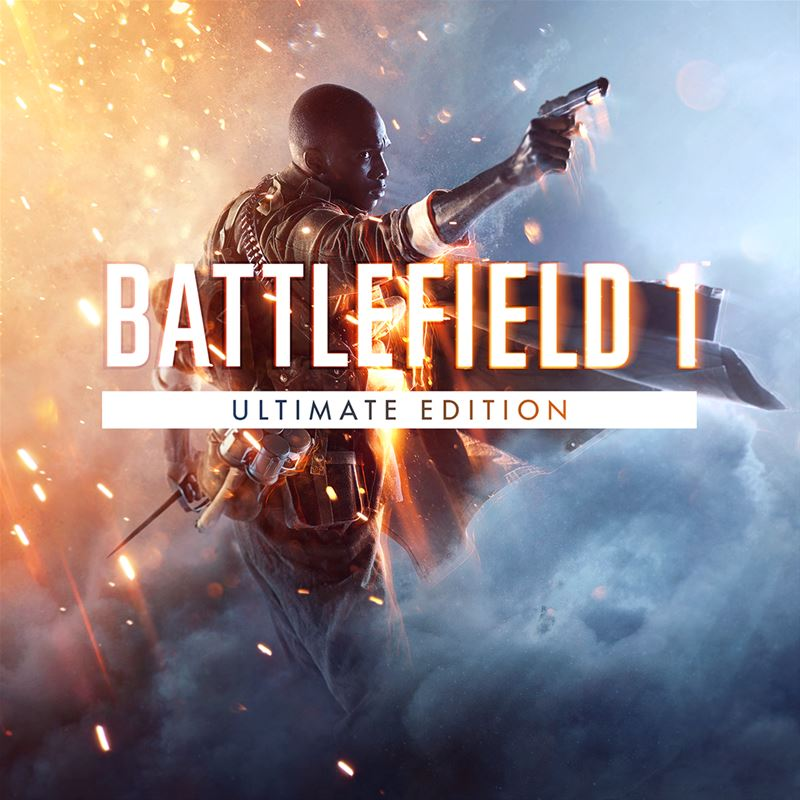 Battlefield 1 ULTIMATE / PREMIUM + WARRANTY + ORIGIN