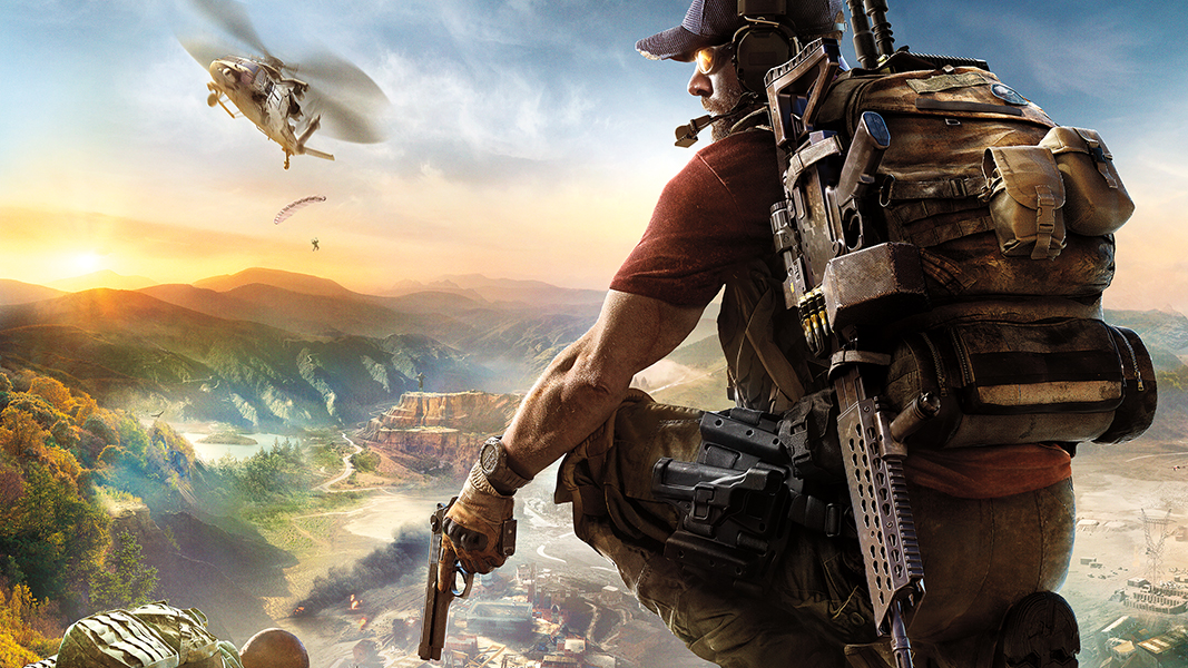 Tom Clancy´s Ghost Recon Wildlands [Warranty]