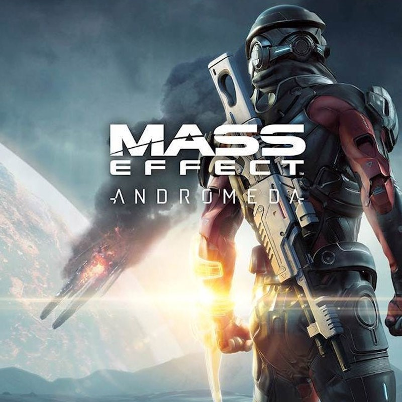 MASS EFFECT: ANDROMEDA + LIFETIME WARRANTY