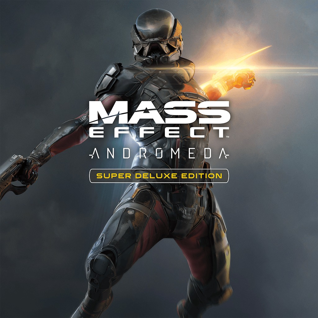 Mass Effect Andromeda SUPER DELUX + ГАРАНТИЯ