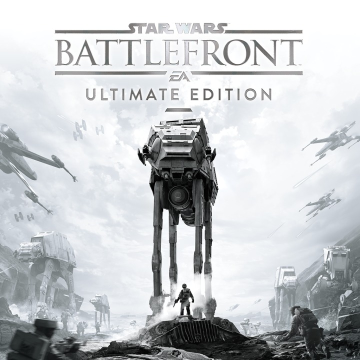 STAR WARS Battlefront Ultimate Edition + WARRANTY