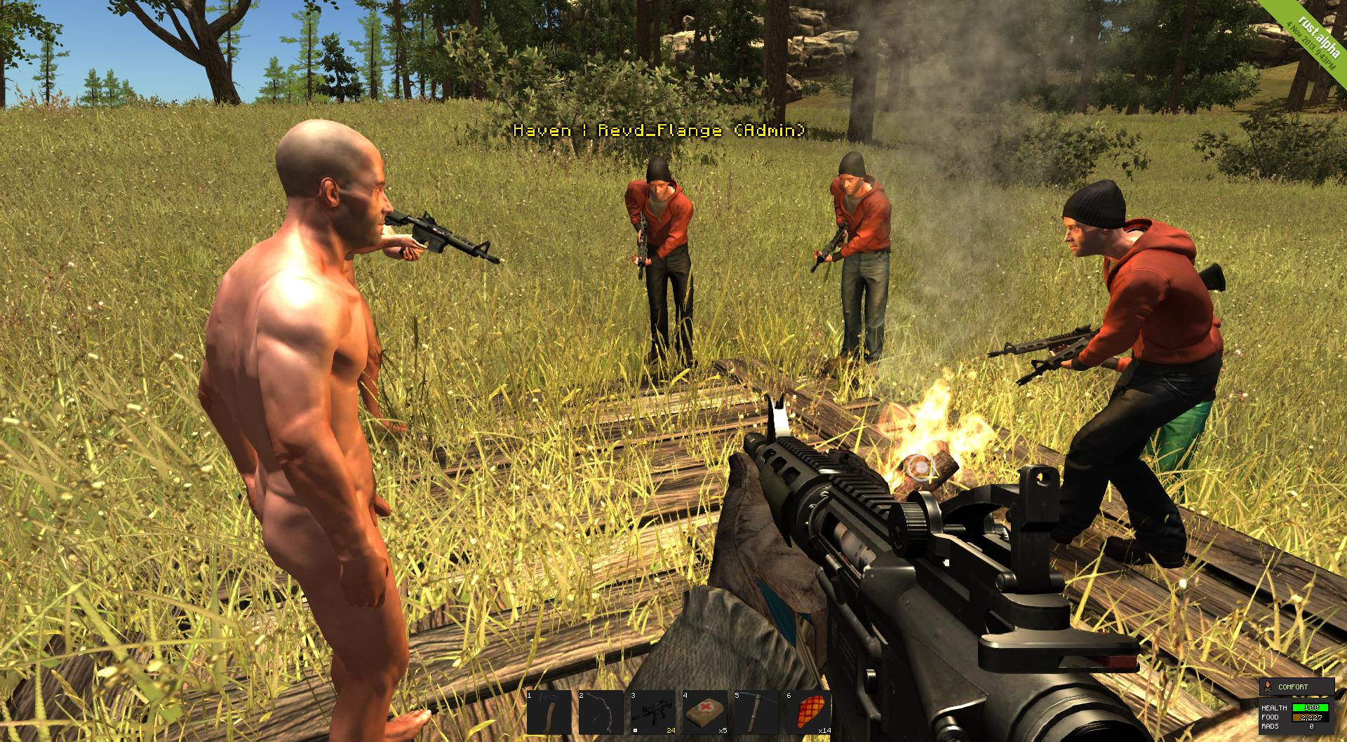 Rust EARLY ACCESS STEAM  REG FREE