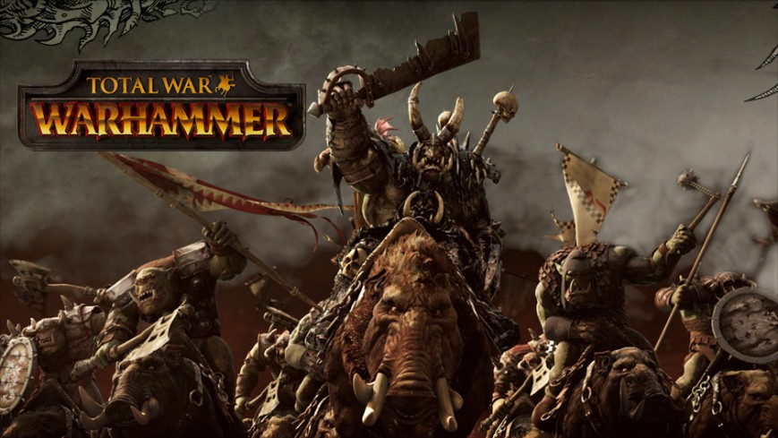Total War: WARHAMMER (GLOBAL, REGION FREE STEAM)