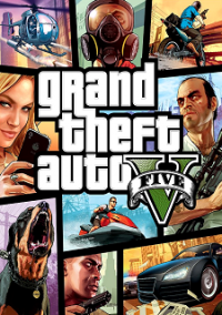Grand Theft Auto V | STEAM GIFT  REGION FREE
