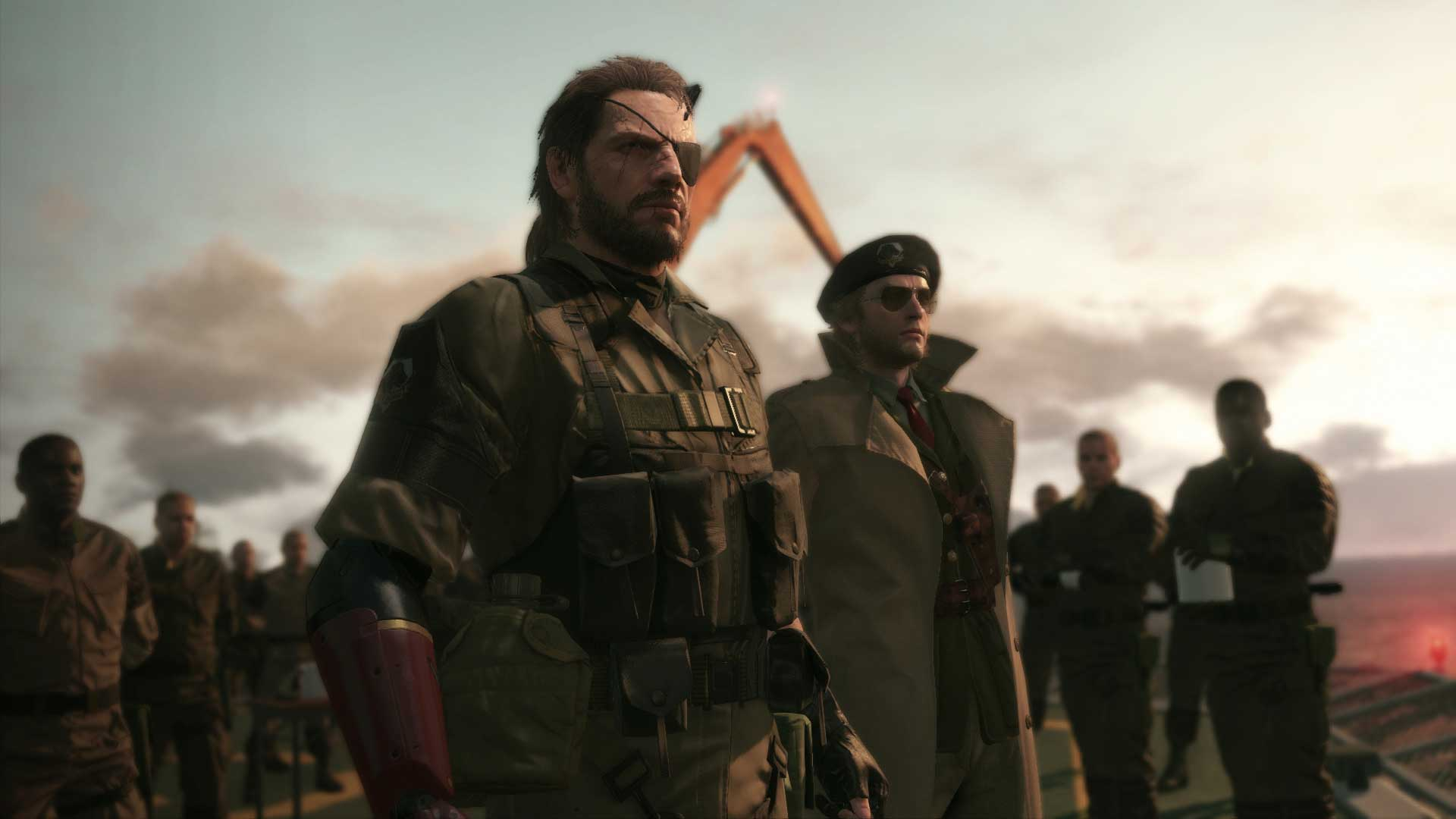 METAL GEAR SOLID V: THE PHANTOM PAIN | STEAM| FREE