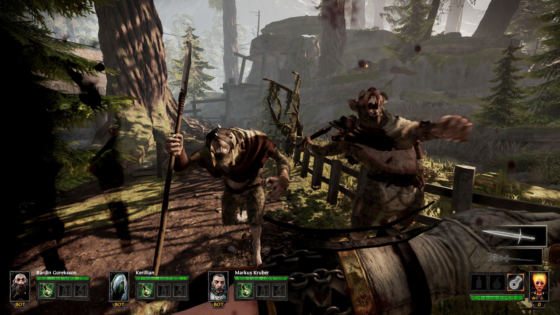 Warhammer: End Times - Vermintide GIFT REG FREE