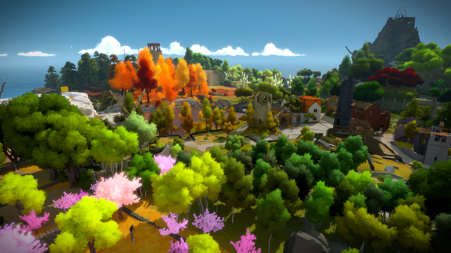 The Witness  | GLOBAL | REG FREE