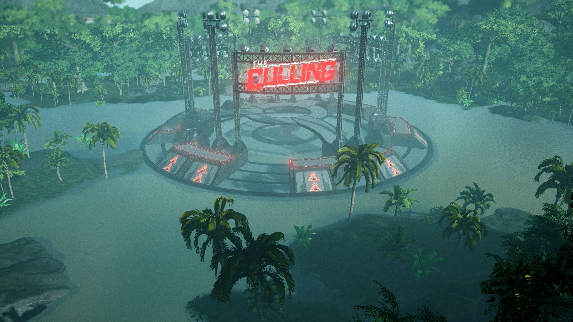 The Culling  STEAM REG FREE