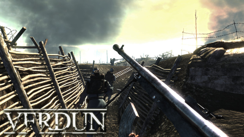 Verdun STEAM REG FREE