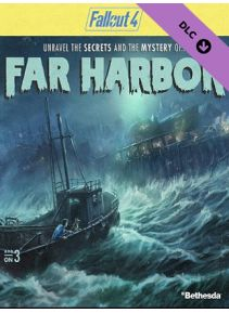 Fallout 4 Far Harbor DLC STEAM CD-KEY GLOBAL