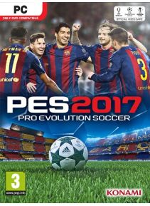 Pro Evolution Soccer 2017 STEAM GLOBAL