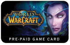 WORLD OF WARCRAFT 60-day Prepaid Game Card (Европейская