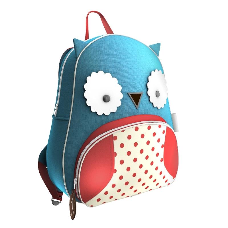 ZOO BackPack Owl