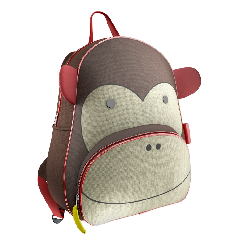 ZOO BackPack Monkey