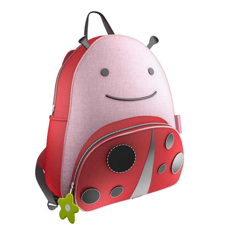 ZOO BackPack Ladybug