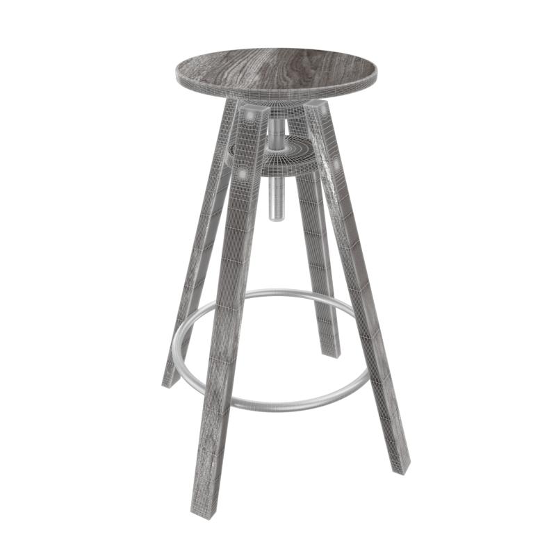 Dalfred Bar Chair
