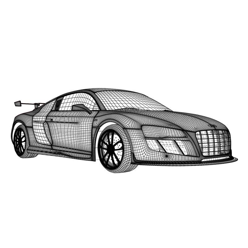 Audi R8 GT-R ABT