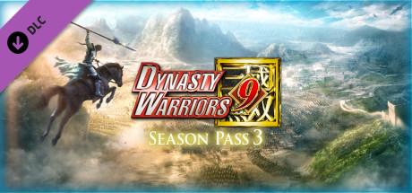 DYNASTY WARRIORS 9: Season Pass 3 [Steam Gift|RU] 🚂 2019