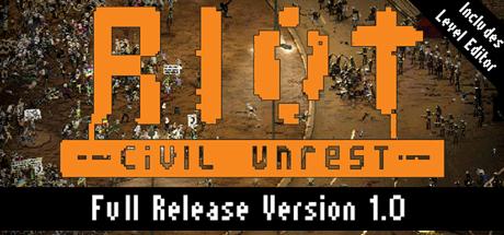 RIOT: Civil Unrest [Steam Gift RU] 🚂 2019