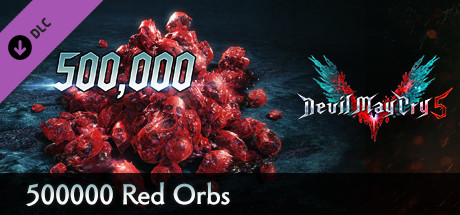Devil May Cry 5 - 500000 Red Orbs [Steam Gift|RU+UA+KZ+OTHER] 🚂 2019