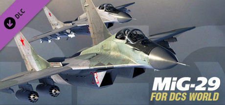 MiG-29 for DCS World [Steam Gift|RU+KZ] 🚂 2019