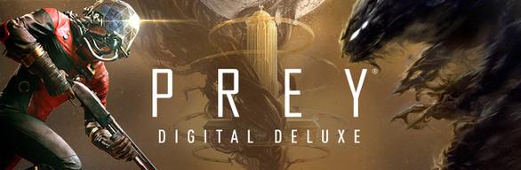 Prey Digital Deluxe [Steam Gift|RU] 🚂 2019