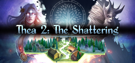 Thea 2: The Shattering [Steam Gift|RU+KZ] 🚂 2019
