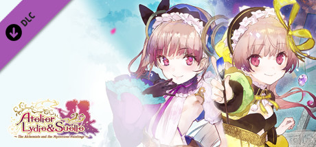 Atelier Lydie & Suelle - Season Pass [Steam Gift|RU] 🚂 2019