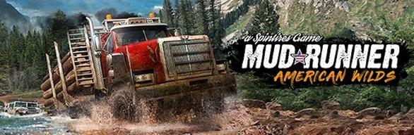 MudRunner - American Wilds Edition [Steam Gift RU+UA+KZ] 🚂 2019