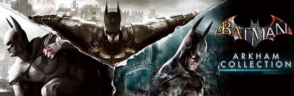 Batman: Arkham Collection [Steam Gift|RU] 🚂 2019