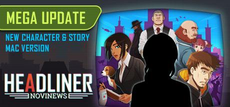 Headliner: NoviNews [Steam Gift|RU+KZ+OTHER] 🚂 2019
