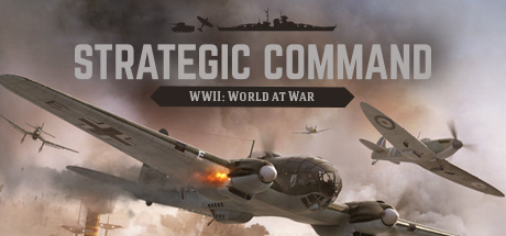 Strategic Command WWII: World at War [Steam Gift|RU] 🚂 2019