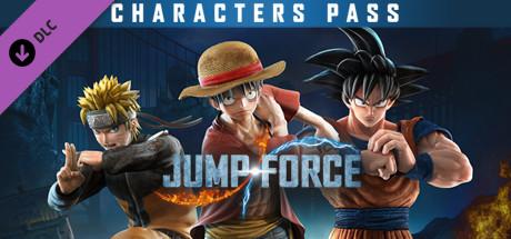 JUMP FORCE - Character Pass [Steam Gift|RU] 🚂 2019