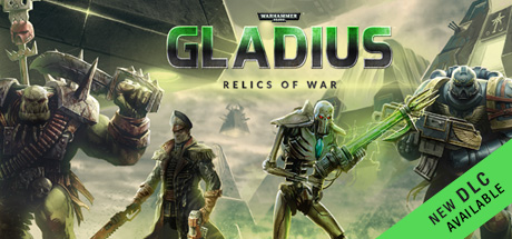 Warhammer 40,000: Gladius - Relics of War [Steam Gift|RU] 🚂 2019