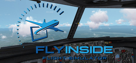 FlyInside Flight Simulator [Steam Gift RU] 🚂 2019