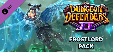 Dungeon Defenders II - Frostlord Pack [Steam Gift|RU] 🚂 2019