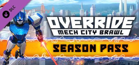 Override: Mech City Brawl - Season Pass [Steam Gift|RU] 🚂 2019