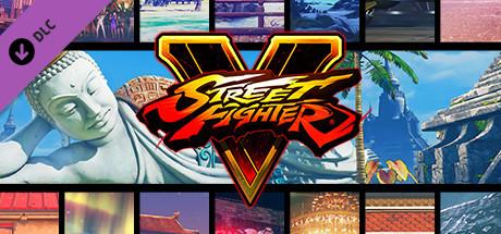 Street Fighter V - Stages Bundle S1-S3 [Steam Gift|RU] 🚂 2019